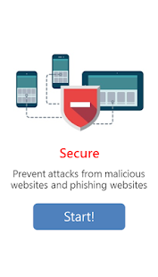 ASUS Browser- Secure Web Surf – Miniaturansicht des Screenshots