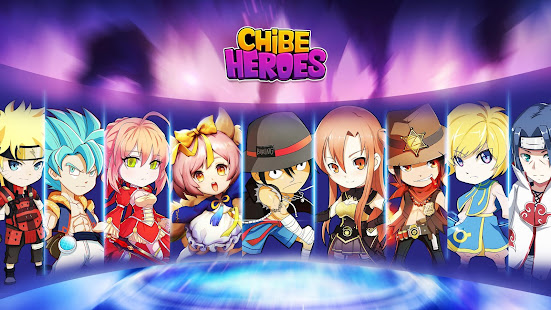 How to hack Chibi Heroes for android free