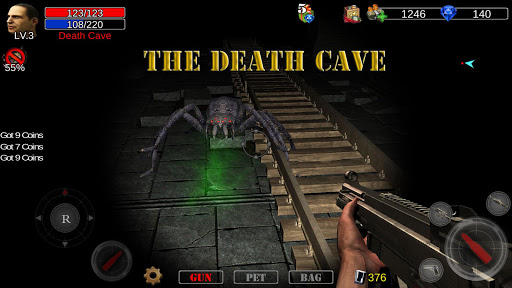 Dungeon Shooter Free - screenshot