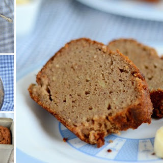 Coconut Flour Banana Bread