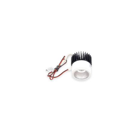Xerolight DIY LED Modul CREE COB 3000K 520lm 7,4W 700mA Vit