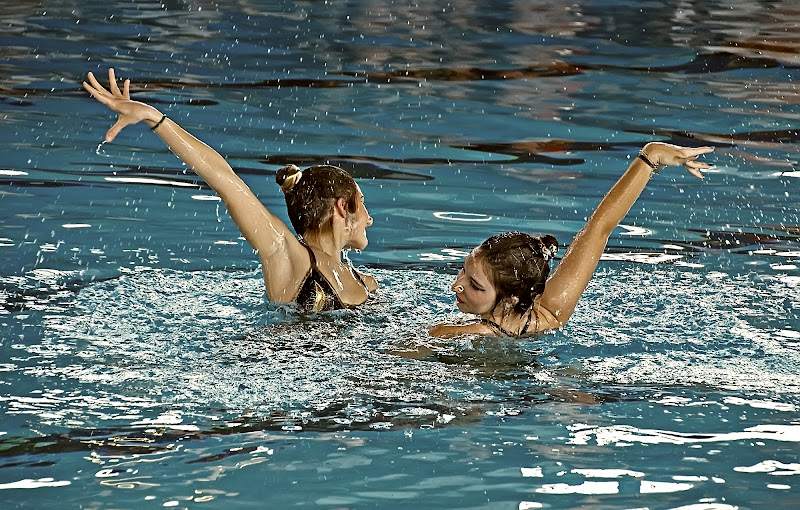 Nuoto Sincronizzato di Patrix