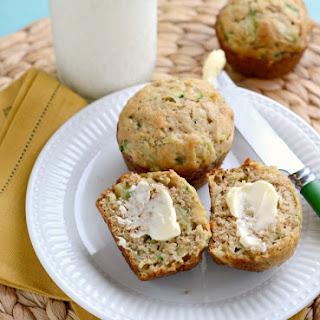 Zucchini Pineapple Muffins