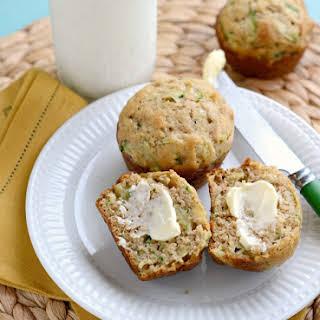 Zucchini Pineapple Muffins.