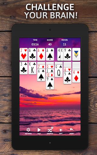Solitaire Classic Era - Classic Klondike Card Game screenshots 15