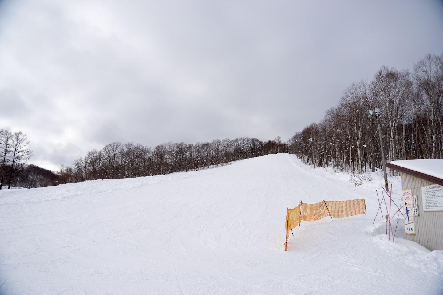 北竜町営スキー場