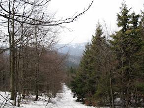 Photo: 14.Na podejściu pod Bugaj (1140 m).