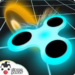 Fisp.io Spinz Master of Fidget Spinner Icon