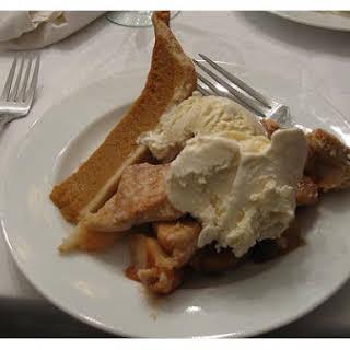Ice Cream Pumpkin Pie.