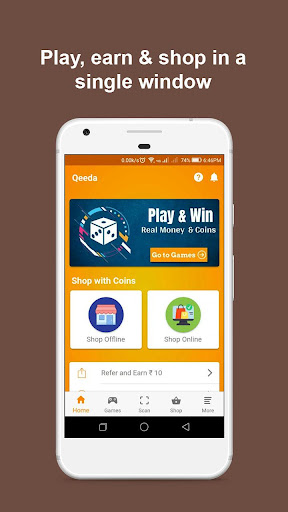 Qeeda Game - Play and Earn Real Money download 1