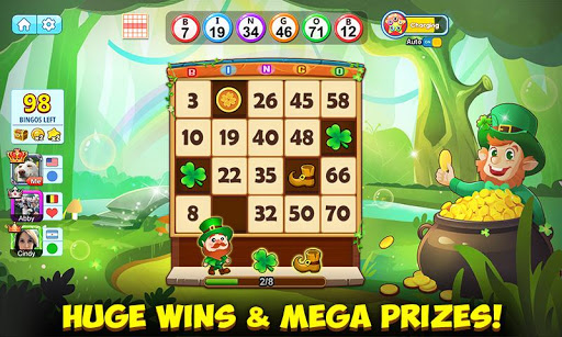 Bingo Holiday: Free Bingo Games apktram screenshots 6