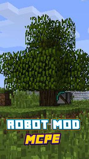 MCPEロボットモッド