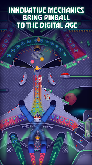 Pinball Cadet- screenshot thumbnail