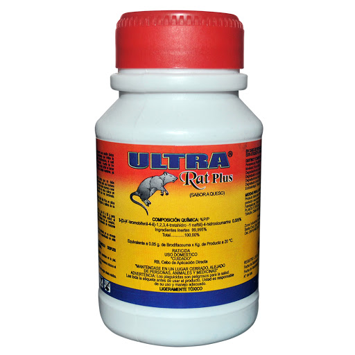 raticida ultrarat plus queso 150gr