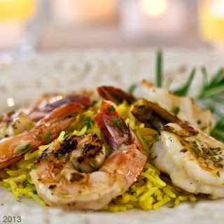 Rosemary Shrimp