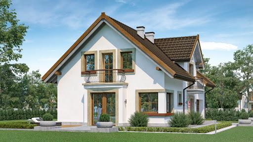 projekt Dom przy Alabastrowej 41
