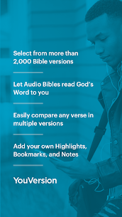 The Bible App Free + Audio, Offline, Daily Study 1