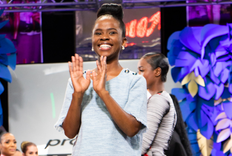 Kentse Masilo won the first season of Project Runway SA.