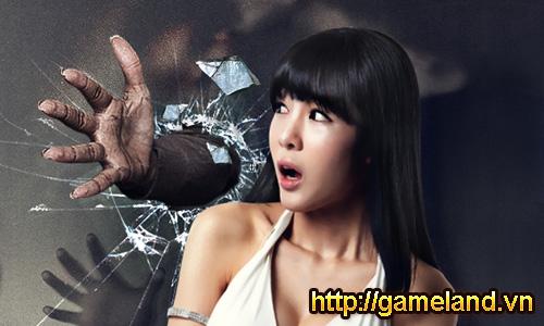 Zombie Girl quay phim hướng dẫn người chơi mới 2