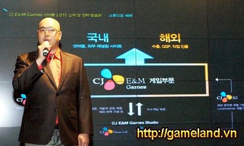 CJ E&M Games: Các tựa game chiến lược trong 2011 3