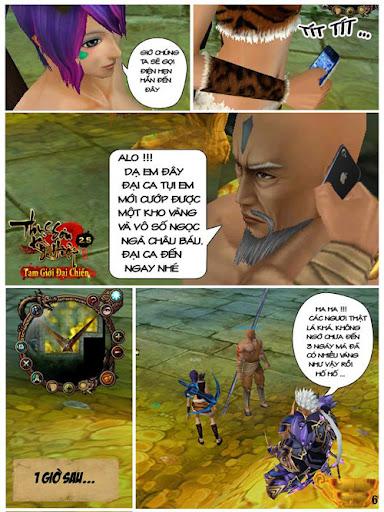 Comic Thục Sơn Kỳ Hiệp: Kế hoạch ám sát 8