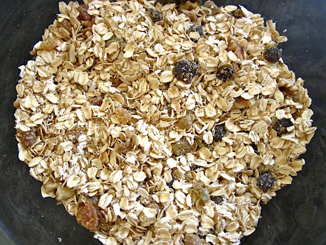 mixed muesli