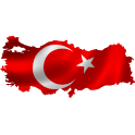 Turk Bayragi Sticker Widget icon