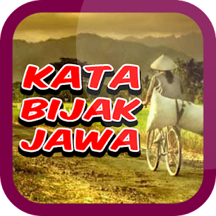 Kata Bijak Jawa Wejangan - náhled
