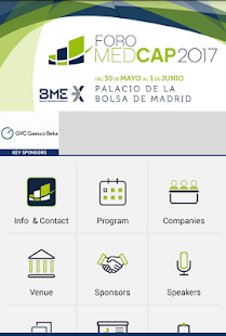 MEDCAP FORUM 2017- screenshot thumbnail