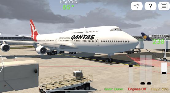 Flight Simulator Advanced MOD (Unlock All Aircraft) 1
