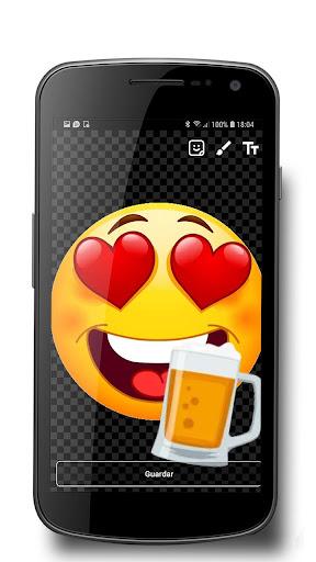 Emoji editor sticker screenshot 6