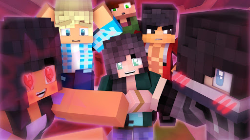 Aphmau Skins for Minecraft PE