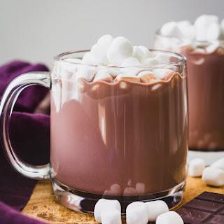 Paleo & Vegan Hot Chocolate (With Sugar Free/Low Carb Option).