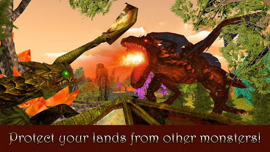Flying Dragons Clan 3D screenshot 2