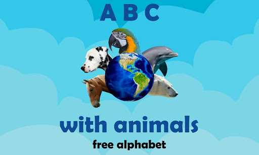 ABC with animals free alphabet