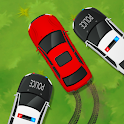 Police Chase Escape Mission Simulation Games 2021 icon