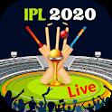 IPL 2020 : Live Cricket Score,Live Line, News icon