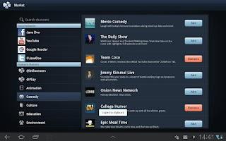 Screenshot of Plizy