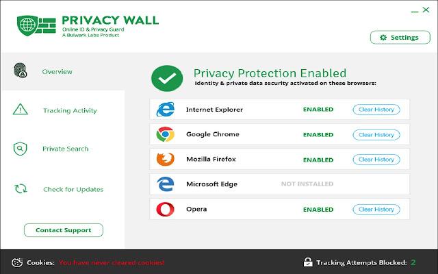 Bulwark PrivacyWall