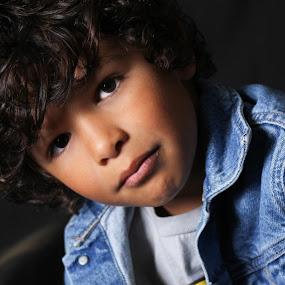 Future Heartbreaker by Portraits Rhonda - Babies & Children Child Portraits ( boy, closeup )