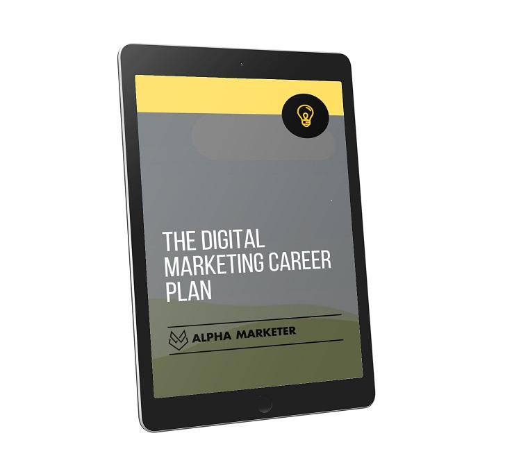 Digital Marketing Career Plan