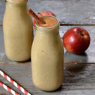 Apple Smoothie.