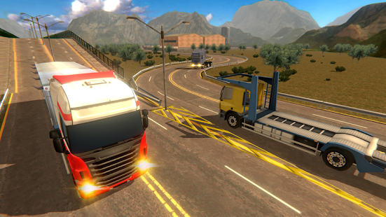 Truck Simulator 2020 Drive real trucks Screenshot