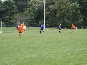 Photo: Hoofddorp United - Bosplan Boys