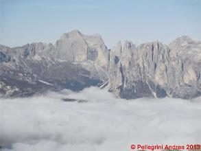 Photo: IMG_4362 Catinaccio dalla Cresta dei Monzoni