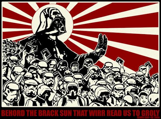 Fan Art sobre – La Guerra de las Galaxias