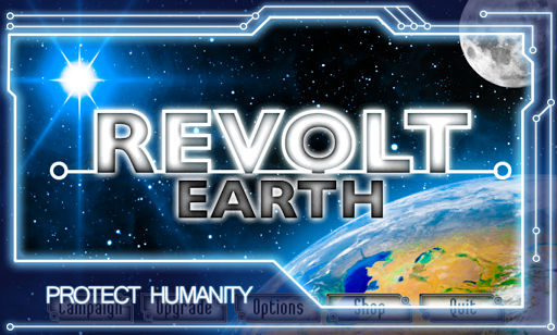 Revolt: Earth Tower Defence