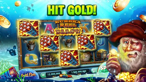 Gold Fish Casino Slots - FREE Slot Machine Games apkpoly screenshots 7