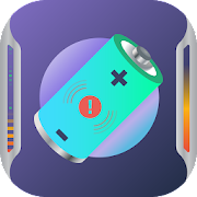 Cool Apps - Speaking Battery Alert Alarm