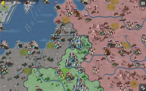 European War 4: Napoleon screenshot 10